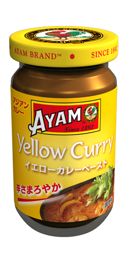 yellow-curry-paste-100g