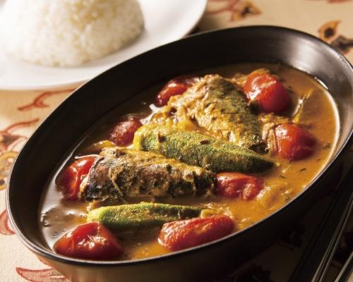 EP18 rich mackerel curry